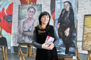 """Тетяна Сосуліна - музейний проект """"Жіноча суб'єктивність"""""""