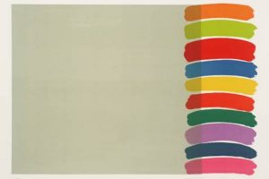 Stacked on the Side 1970 Sir Terry Frost 1915-2003 Presented by Waddington Galleries through the Institute of Contemporary Prints 1975 http://www.tate.org.uk/art/work/P01147