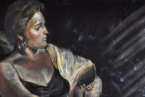 Афонін В. «Жіночий портрет»